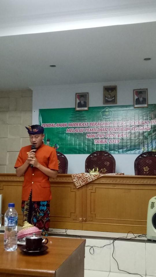Pemilihan Penyuluh Teladan Prov. Bali